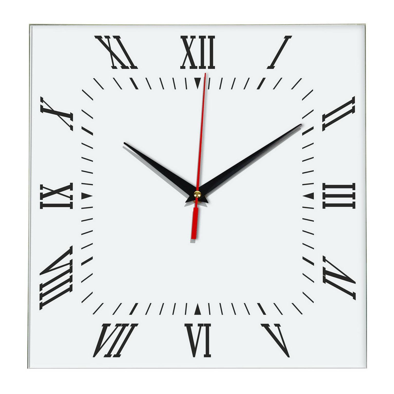 Настенные часы «Латинский циферблат»