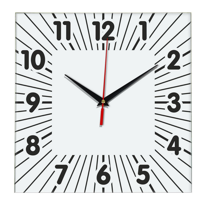 Настенные часы «Лучи времени»