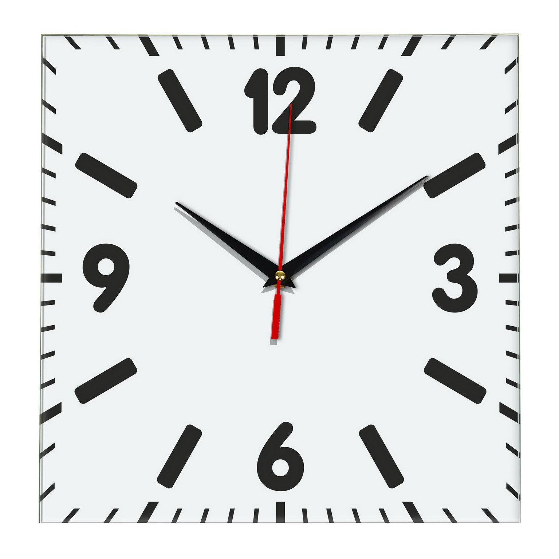 Настенные часы «Простота мысли»