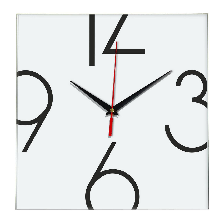 Настенные часы «Скромность»