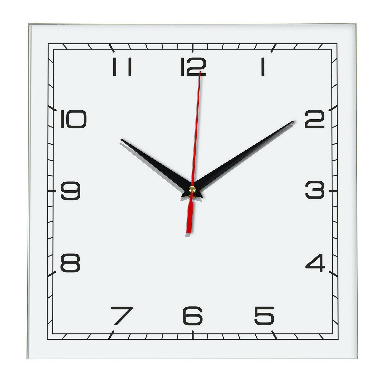 Настенные часы «Строгость»