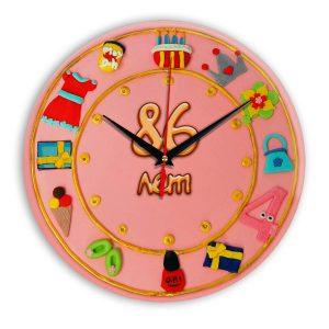 Настенные часы «86-years-old»