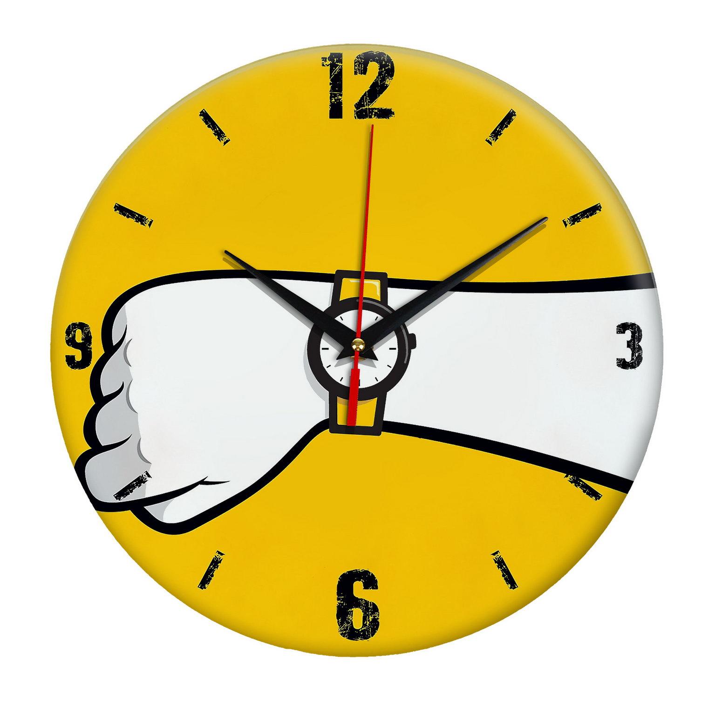 Настенные часы «Наручные»