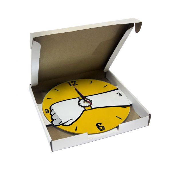 """Настенные часы """"Наручные"""""""