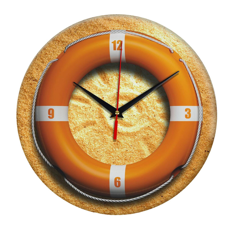 Настенные часы «Спасательный круг» 949