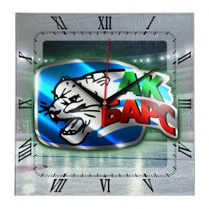 часы хоккейного клуба АК БАРС
