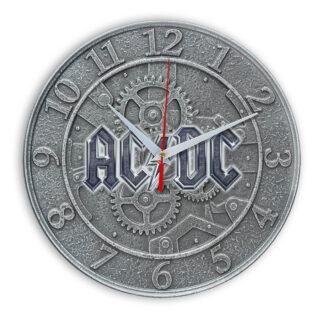 Acdc настенные часы 1