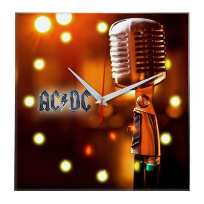 Acdc настенные часы 11