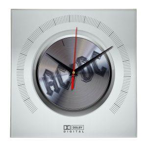 Acdc настенные часы 9