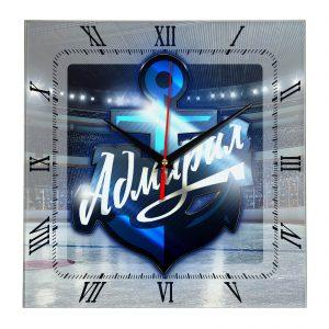 Сувенир – часы ХК Адмирал