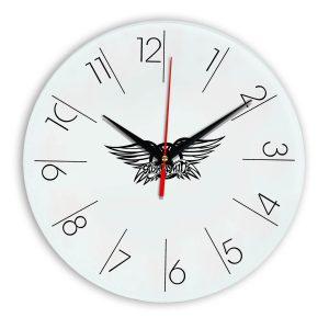 Aerosmith настенные часы 6