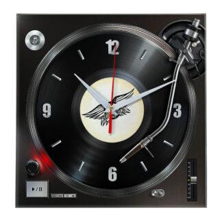 Aerosmith настенные часы 7