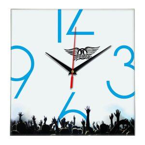 Aerosmith настенные часы 8