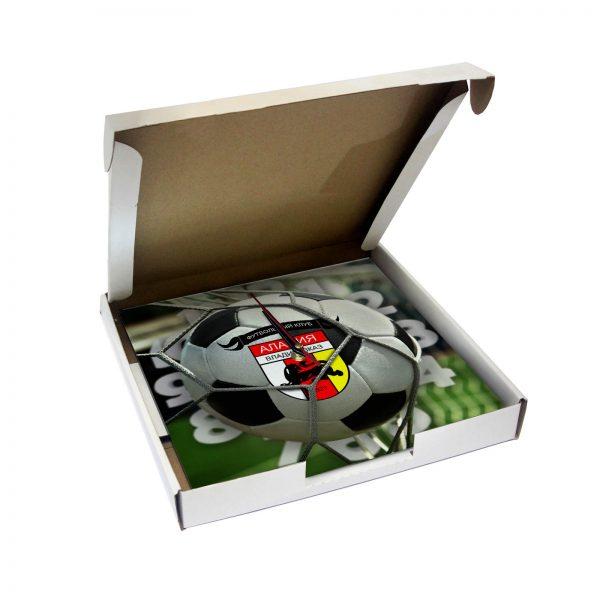 Настенные часы «С логотипом ALANIYA VLADIKAVKAZ»