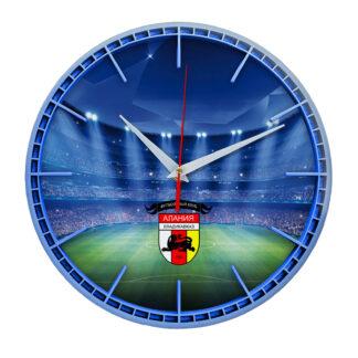 Настенные часы «Сувенир для фаната ALANIYA VLADIKAVKAZ»