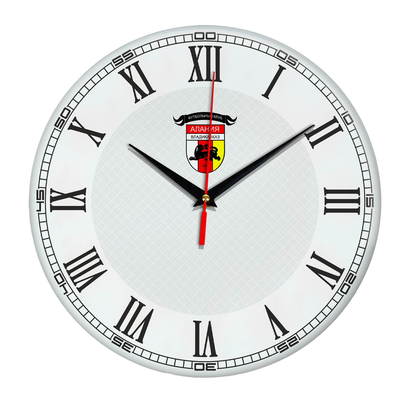 Настенные часы «с символикой ALANIYA VLADIKAVKAZ»