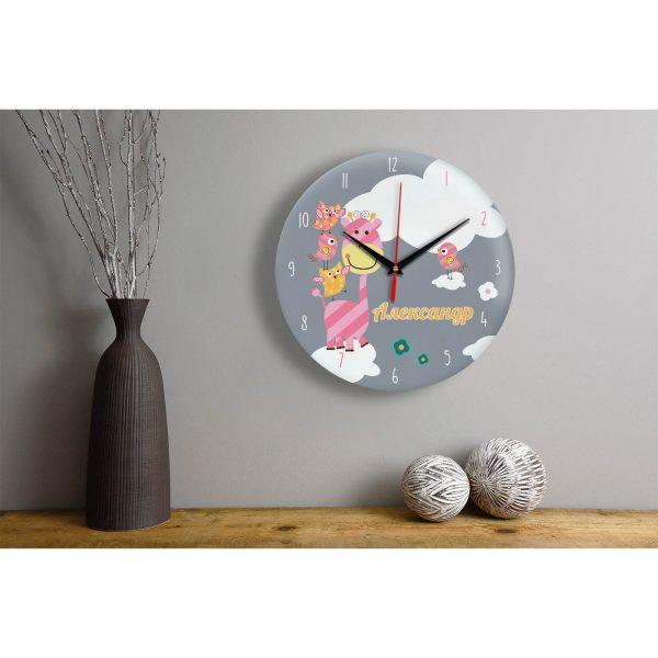 Часы персонализированные «Александр»