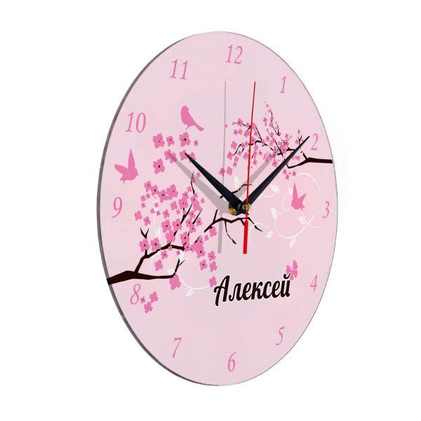 Часы — именной подарок «Алексей»