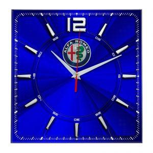 Сувенир – часы Alfa Romeo 03