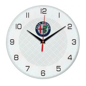 Сувенир – часы Альфа Ромео