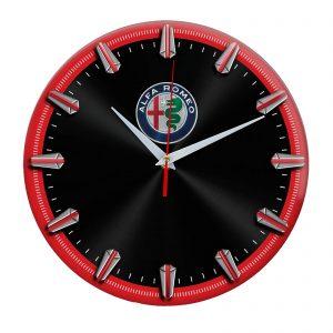Сувенир – часы Alfa Romeo 06