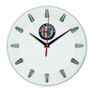 Сувенир – часы Alfa Romeo 07