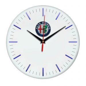 Настенные часы Альфа Ромео