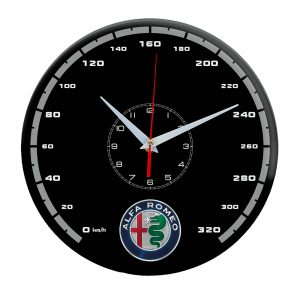 Сувенир – часы Alfa Romeo 15
