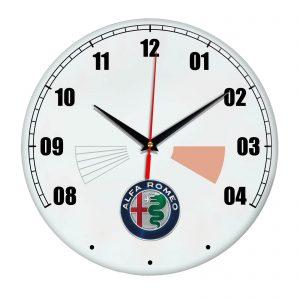 Сувенир – часы Alfa Romeo 17