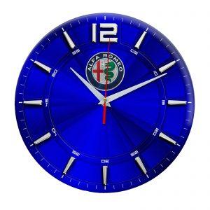 Сувенир – часы Alfa Romeo 19