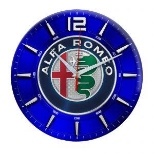Сувенир – часы Alfa Romeo 22