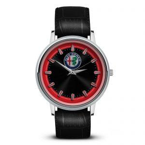 Alfa Romeo часы сувенир для автолюбителей