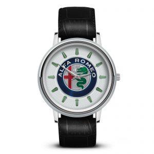 Alfa Romeo автомобильный бренд на часах