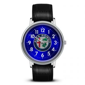 Alfa Romeo сувенирные часы на руку