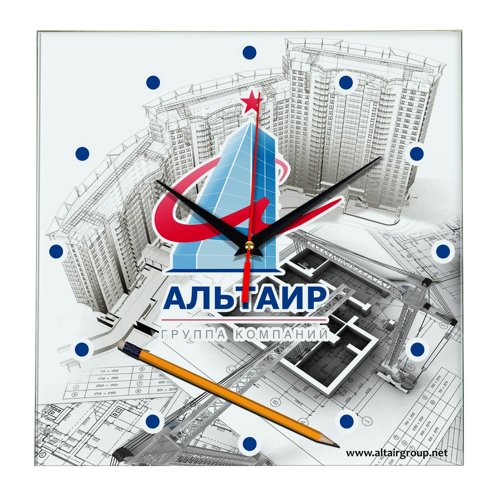 Настенные часы «altair»