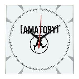 Amatory настенные часы 2