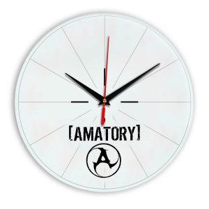 Amatory настенные часы 3
