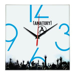 Amatory настенные часы 8
