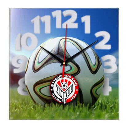 Настенные часы «На стадионе AMKAR PERM»