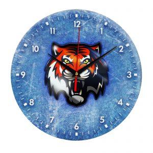 Сувенир – часы Amur Khabarovsk 04