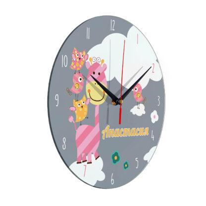 Часы персонализированные «Анастасия»