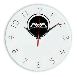 Angels and airwaves настенные часы 5