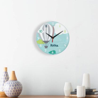 Подарок именной — Настенные часы с именем Анна