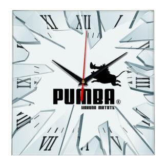 Часы антибренд pumba