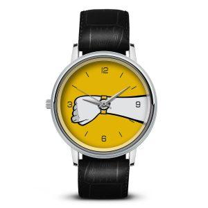 Наручные античасы «часы на руке» anticlock-w11-3