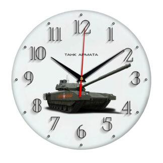 Часы настенные «Армия России 17»