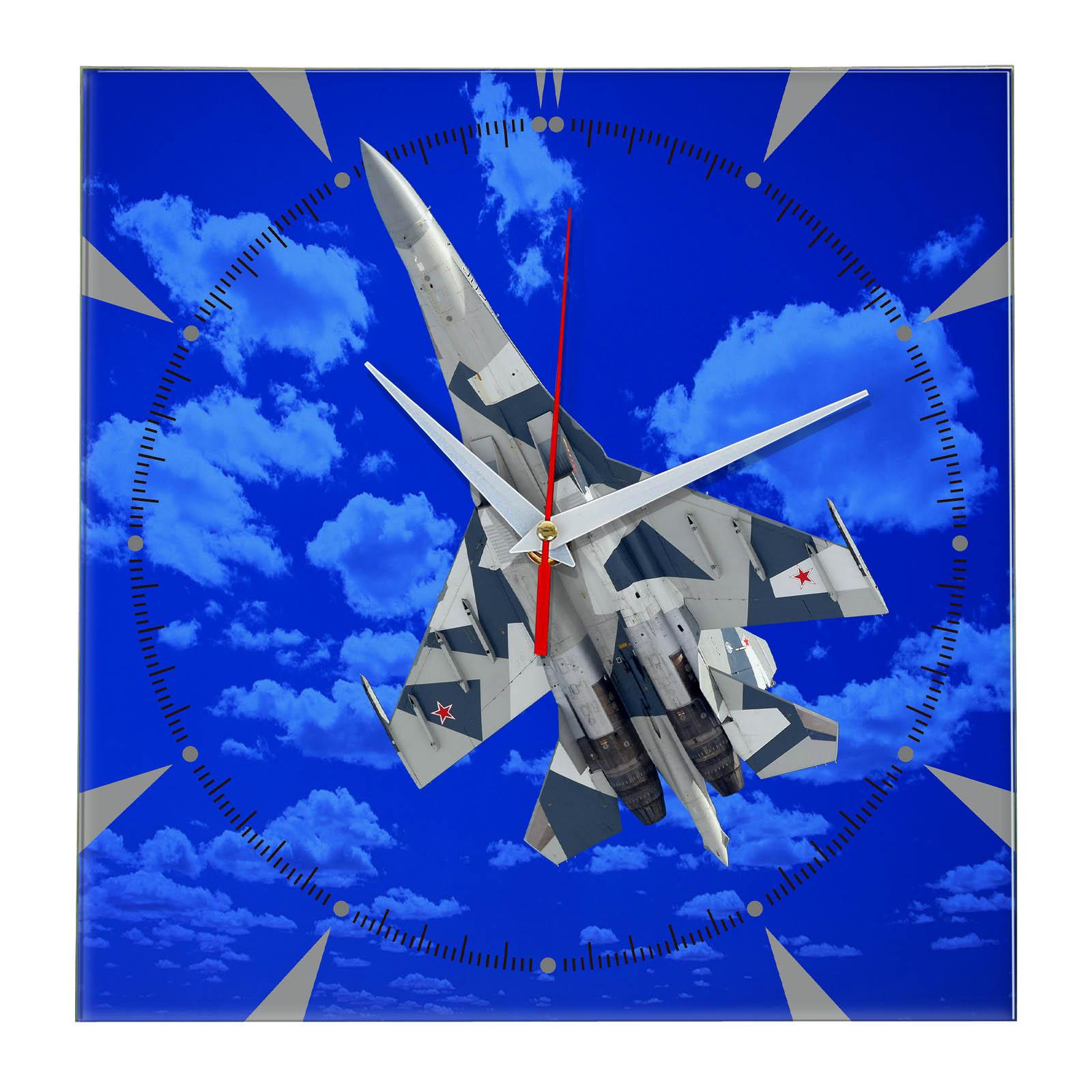 Часы настенные «СУ 35»