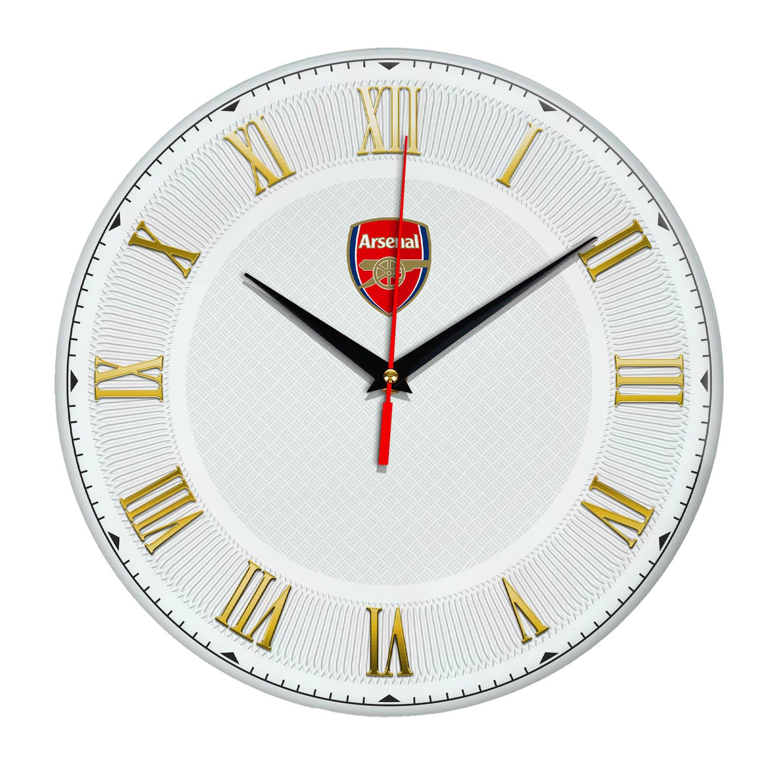 Настенные часы «Футбольный клуб ARSENAL»