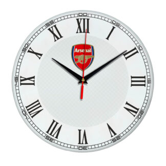 Настенные часы «с символикой ARSENAL»