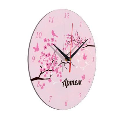 Часы — именной подарок «Артем»